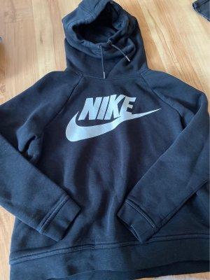 Nike Pull à capuche noir