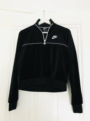 Nike Pullover aus Samt