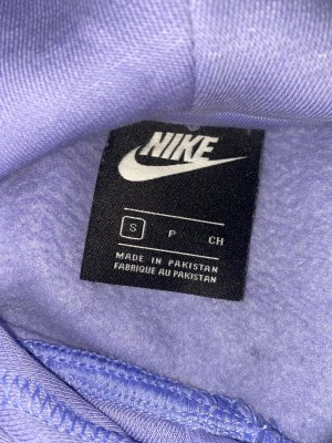 Nike Pullover in Hell lila