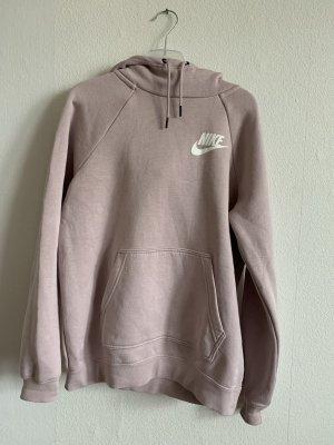 Nike Pullover / Kapuzenpullover in flieder