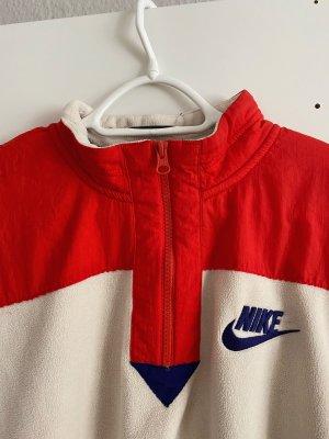 Nike Pullover mit Reißverschluss im Retro-Stil