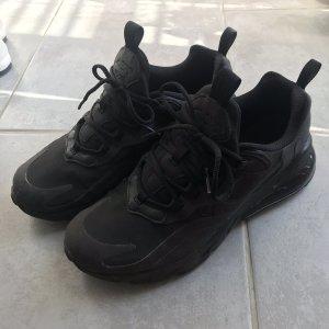 Nike Air Max Sneaker con tacco nero
