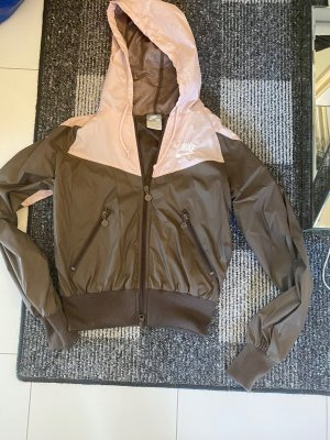 Nike Imperméable or rose-ocre