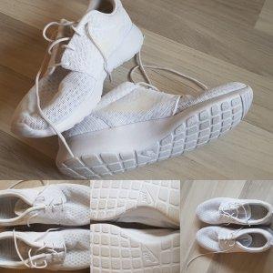 Nike Roshe Run 42 weiß neuwertig