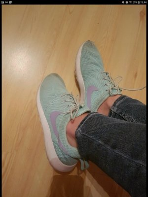 Nike rosherun blau