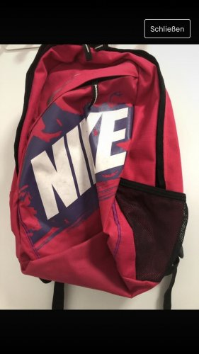 Nike Zaino da trekking rosa-magenta