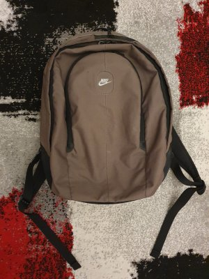 Nike Backpack Trolley black-light brown