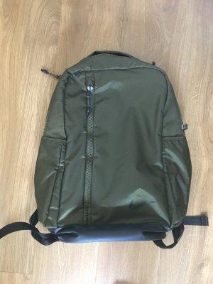 Nike Rucksack Tasche bag Dunkelgrün Neu grün