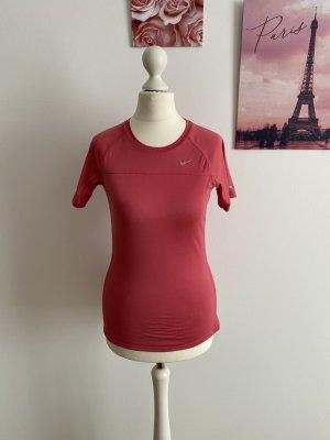 Nike T-shirt de sport magenta-rose fluo