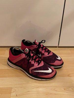 Nike Running Schuhe Gr.42 pink Sneaker Turnschuhe