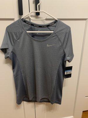 Nike Top basic azzurro