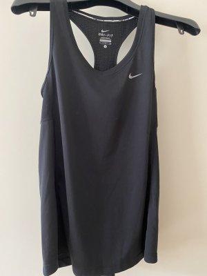 Nike Running Top S schwarz