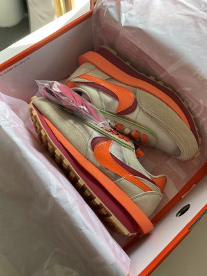 Nike Sacai LDWaffle Clot 39 NEU mit Etikett