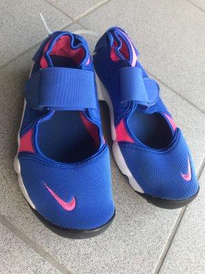 Nike Sandalias para uso en exteriores azul-rosa