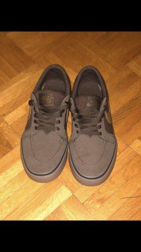 Nike Chaussure skate brun