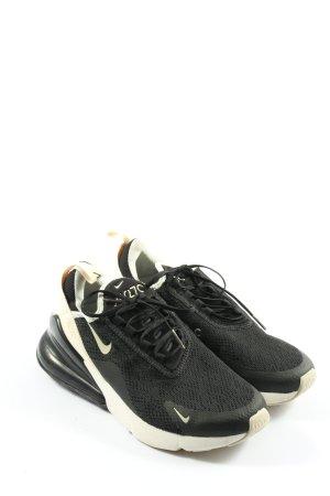 Nike Schlüpfsneaker schwarz-wollweiß Casual-Look