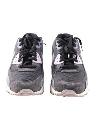 Nike Schlüpfsneaker schwarz-hellgrau Casual-Look
