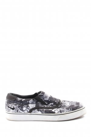 "Nike Sneakersy wciągane ""Nike WMNS Toki Slip Print"""
