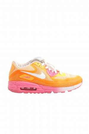 Nike Schnürschuhe mehrfarbig sportlicher Stil