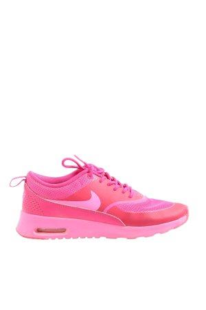 Nike Schnürschuhe pink Casual-Look