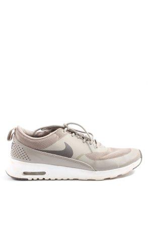 Nike Schnürsneaker wollweiß-braun Casual-Look