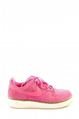 Nike Schnürsneaker pink Animalmuster Casual-Look