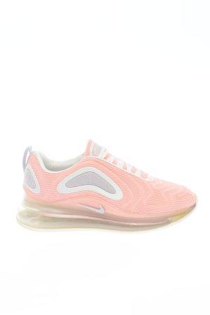 Nike Schnürsneaker pink-weiß Motivdruck Casual-Look