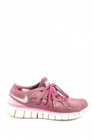 Nike Schnürsneaker pink-creme Casual-Look
