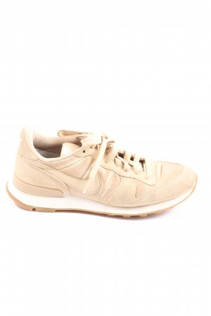 Nike Schnürsneaker creme Casual-Look