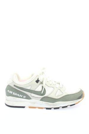 Nike Schnürsneaker wollweiß-khaki Casual-Look