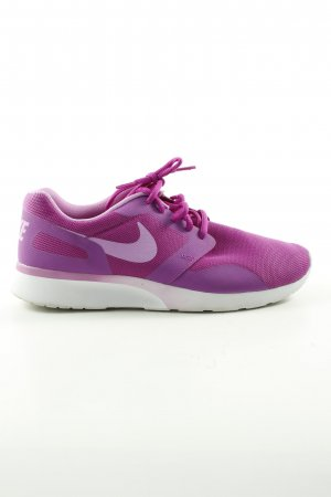 Nike Schnürsneaker pink-lila Casual-Look