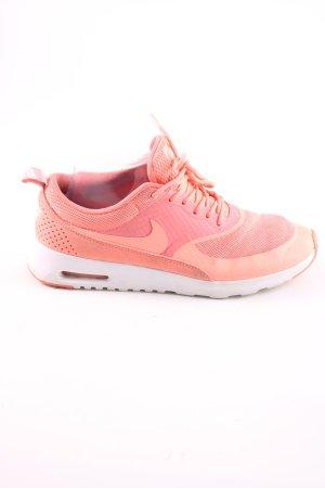 Nike Schnürsneaker nude-pink Casual-Look