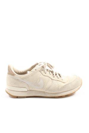 Nike Schnürsneaker wollweiß Casual-Look