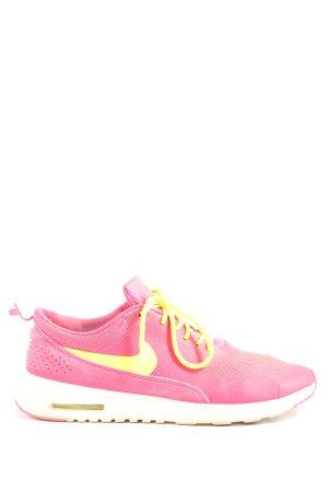 "Nike Schnürsneaker ""nike air max thea print"" pink"