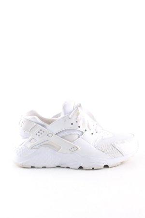 Nike Sneakers met veters wit casual uitstraling