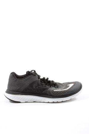Nike Schnürsneaker schwarz Casual-Look