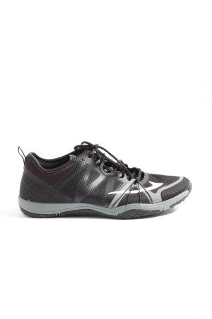 Nike Schnürsneaker schwarz-hellgrau Casual-Look