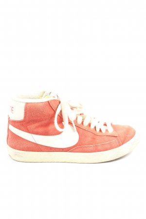 Nike Schnürsneaker rot Casual-Look