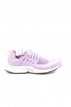 Nike Schnürsneaker lila Casual-Look