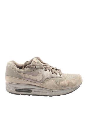 Nike Schnürsneaker wollweiß-hellgrau Casual-Look