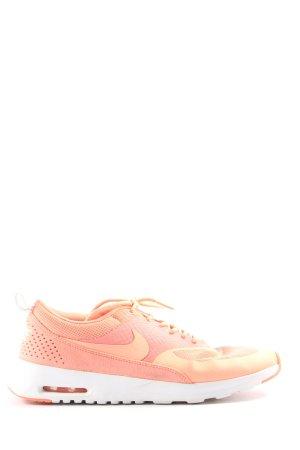Nike Schnürsneaker nude sportlicher Stil