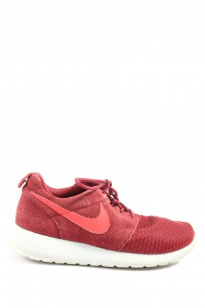 "Nike Schnürsneaker ""Nike Roshe Run"" rot"