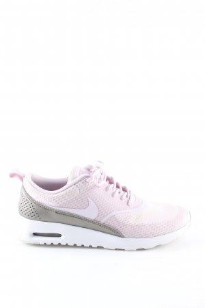 Nike Lace-Up Sneaker pink-light grey casual look