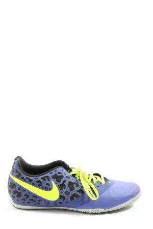 Nike Schnürsneaker Animalmuster sportlicher Stil