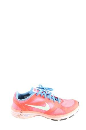 Nike Schnürsneaker pink-blau sportlicher Stil