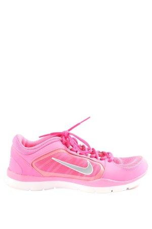 """Nike Schnürsneaker """"FLEX TRAINER"""" pink"""
