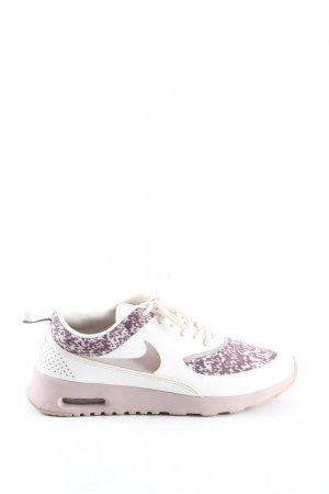 Nike Lace-Up Sneaker animal pattern casual look