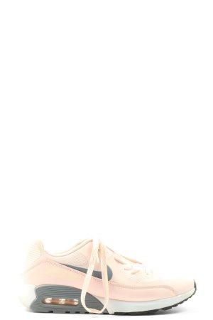 Nike Schnürsneaker creme Motivdruck Casual-Look