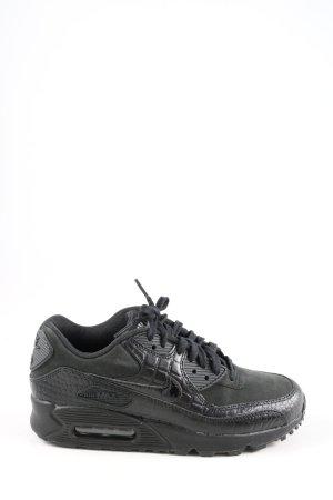 """Nike Sneakers met veters """"Air Max"""" zwart"""