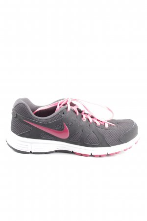 Nike Lace-Up Sneaker light grey-pink casual look